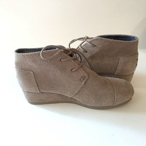Toms Wedges | Ankle Boots